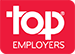 Top Employers logo